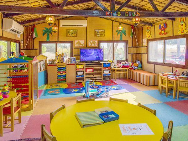 Bab Al Shams Kids Club