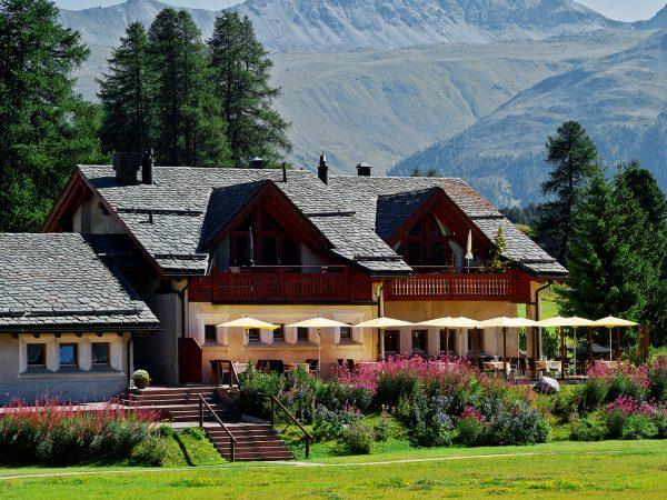 Kulm Hotel St. Moritz Chesa Somme