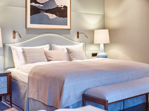 Kulm Hotel St. Moritz Deluxe & Junior Suites