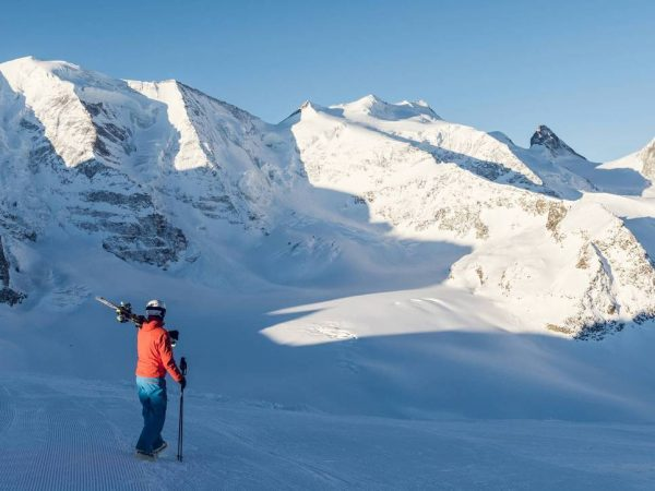 Kulm Hotel St. Moritz Early Bird Skiing Sessions