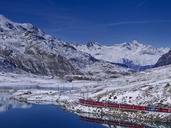 Kulm Hotel St. Moritz Excursions