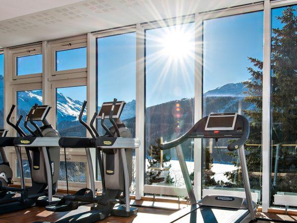 Kulm Hotel St. Moritz Fitness Centre