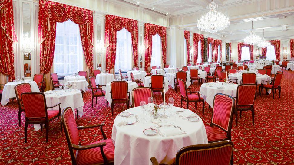 Kulm Hotel St. Moritz Grand Restaurant