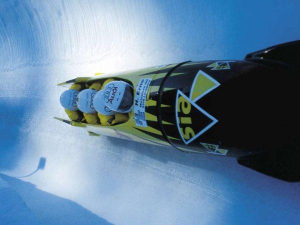 Kulm Hotel St. Moritz Olympic Bob Run St. Moritz-Celerina
