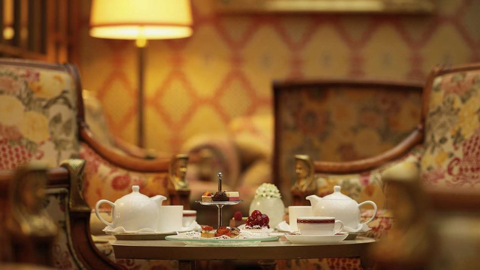 Kulm Hotel St. Moritz Private Dining