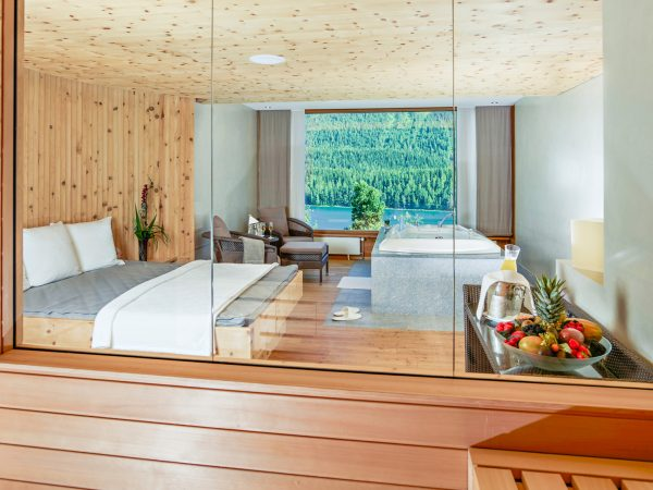 Kulm Hotel St. Moritz Private Spa
