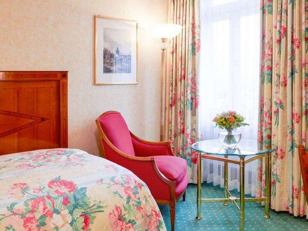 Kulm Hotel St. Moritz Standard Rooms
