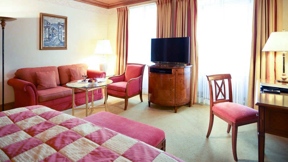 Kulm Hotel St. Moritz Superior Rooms