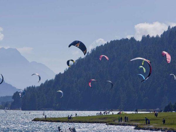 Kulm Hotel St. Moritz Water sports