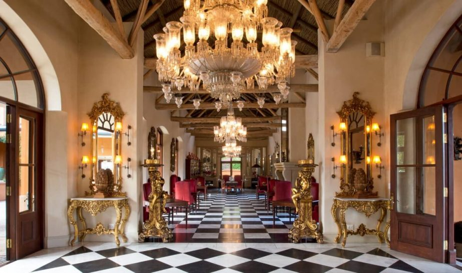 La Residence Franschhoek Great Hall