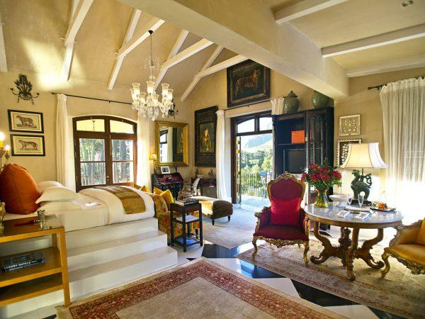 La Residence Franschhoek Maharani Suite