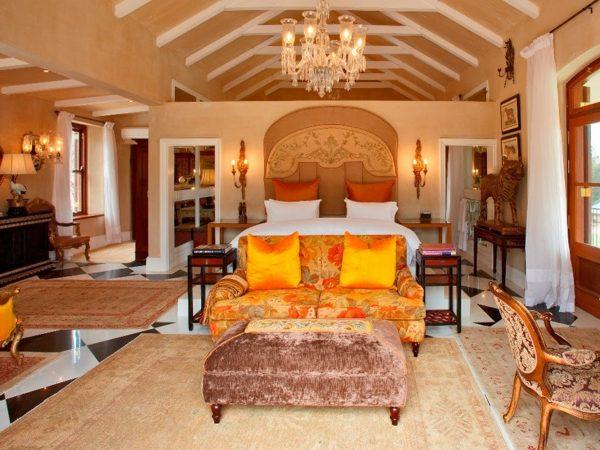 La Residence Franschhoek Room