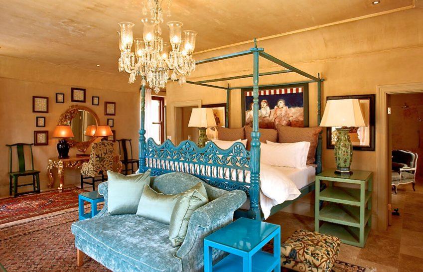 La Residence Franschhoek Room Chambre Bleu