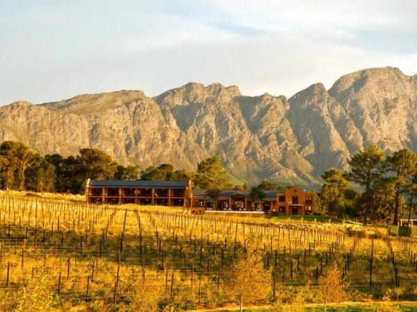 La Residence Franschhoek South Africa
