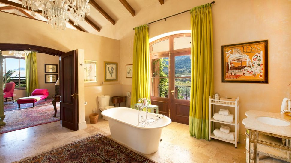 La Residence Rooms Disa Bathroom