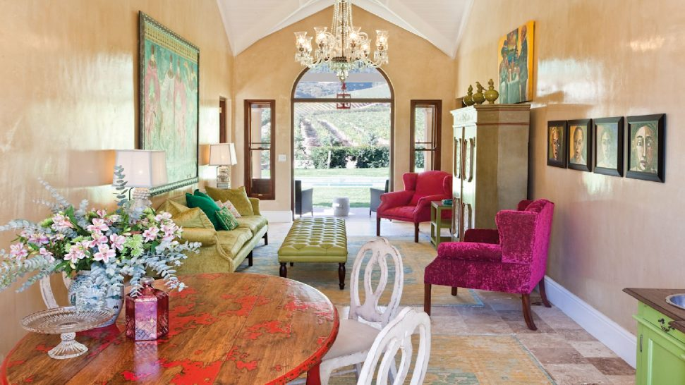 La Residence Villa 1 Lounge