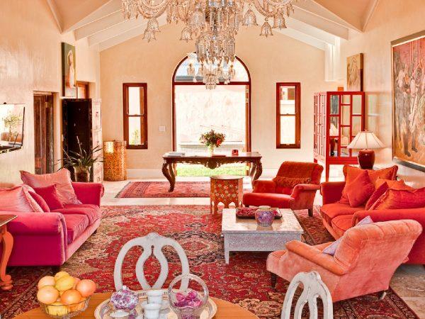 La Residence Villa 5 Lounge