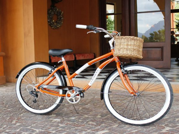 La Residence bicycle franschhoek