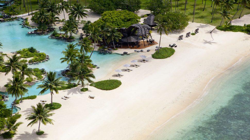Laucala Island Beach Bar