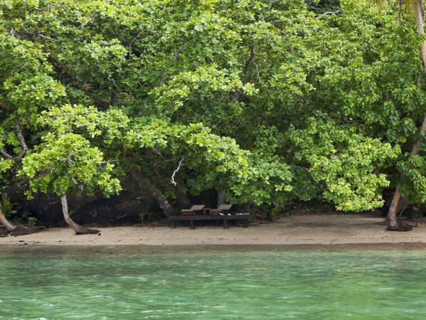 Laucala Island Beach Boss's Beach