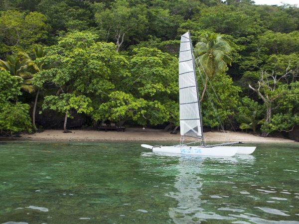 Laucala Island Boss's Beach