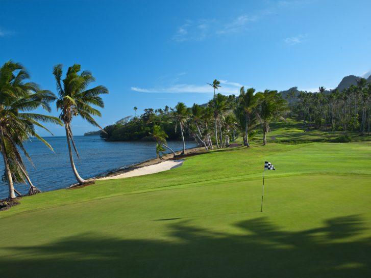 Laucala Island Private Island Resort in Fiji