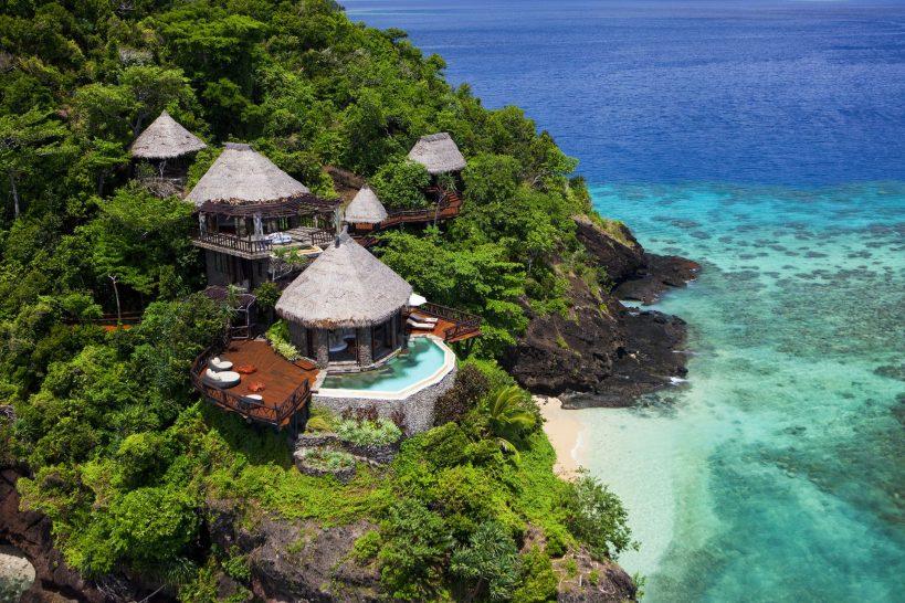 Laucala Island Fiji Peninsula Villa