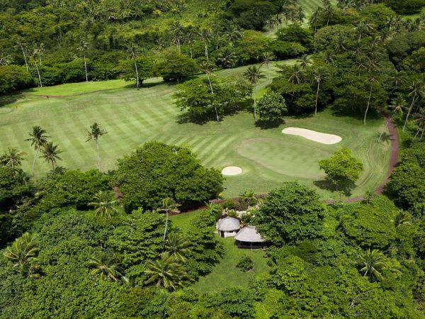 Laucala Island Golf Halfway House