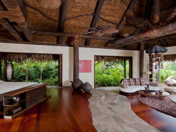 Laucala Island Hilltop Estate Bedroom