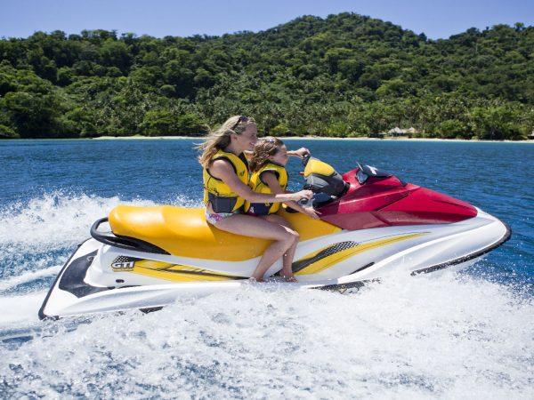 Laucala Island Jet Ski