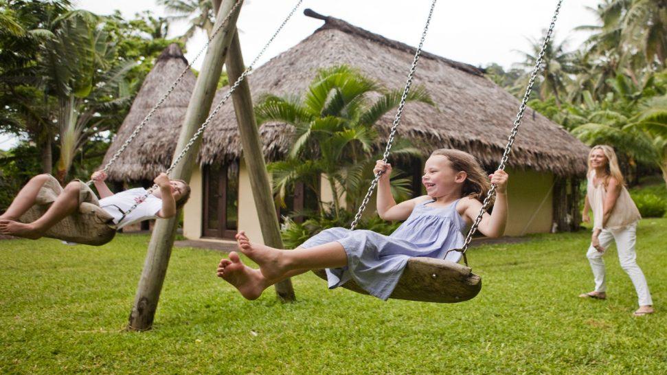 Laucala Island Kids Club