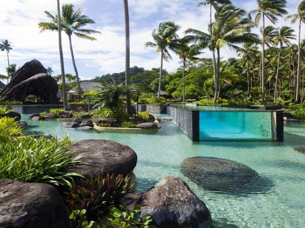 Laucala Island Main Pool