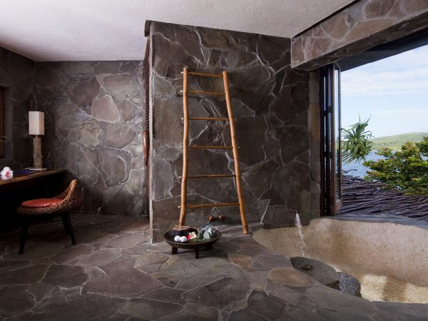 Laucala Island Peninsula Villa Bathroom