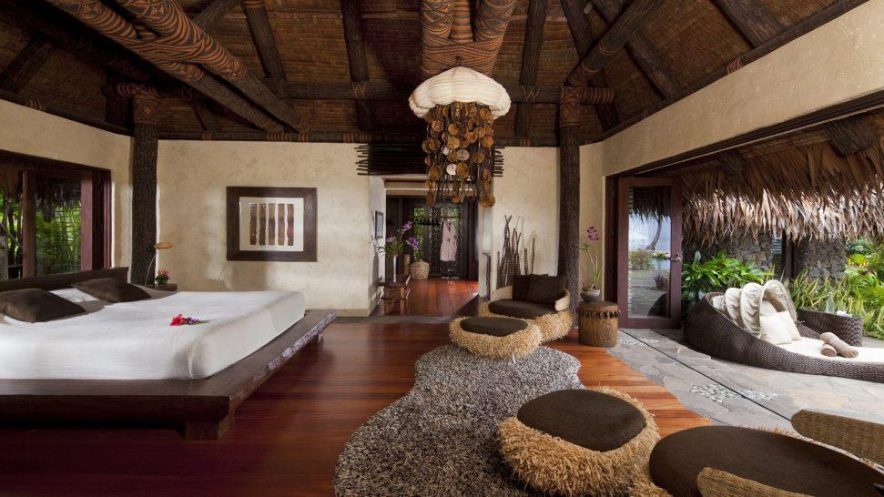 Laucala Island Plantation Villa two Bedroom