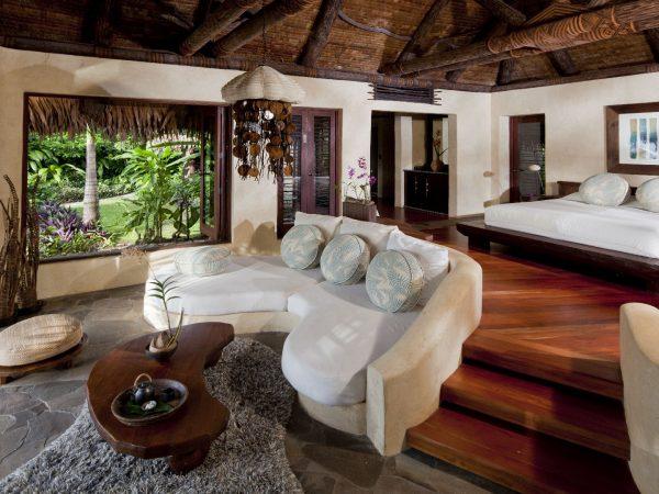 Laucala Island Plateau Villa Bedroom