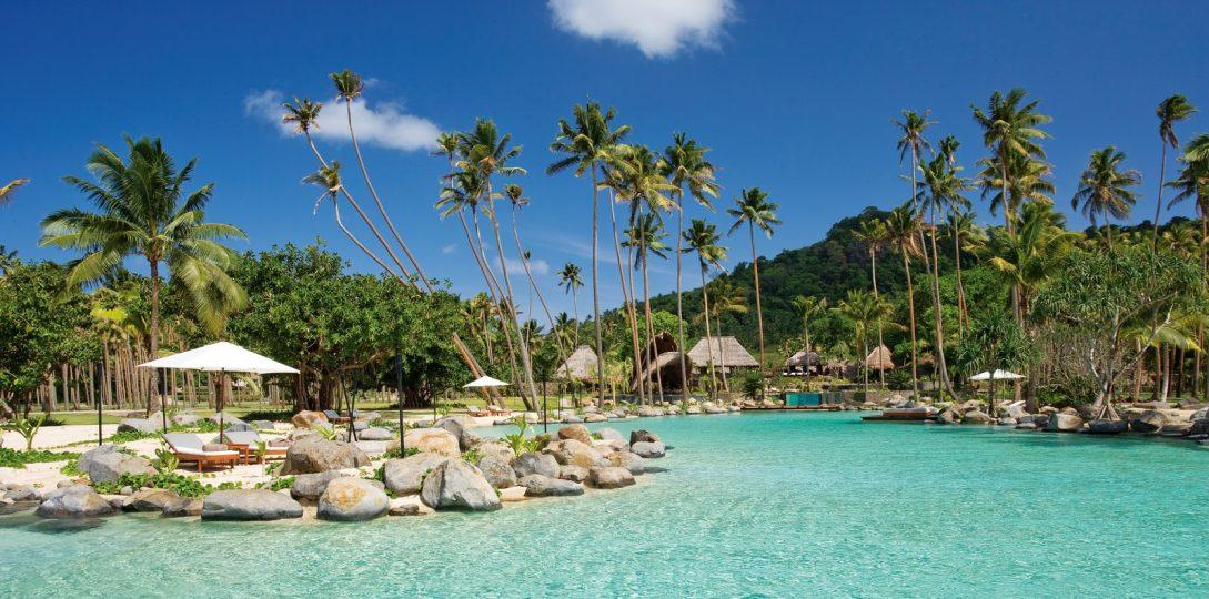 Laucala Island Pool