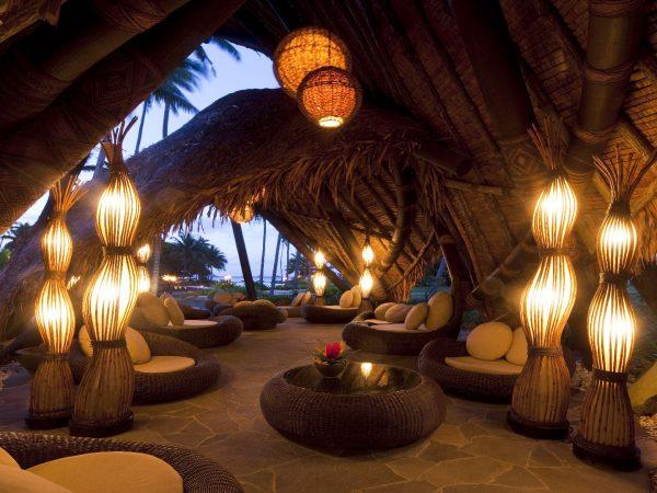 Laucala Island Restaurant Pool Bar