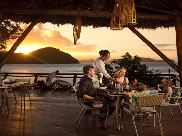Laucala Island Restaurant Seagrass