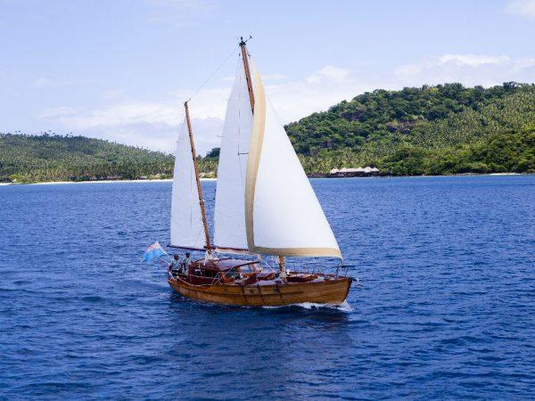 Laucala Island Sailing Rere Ahi