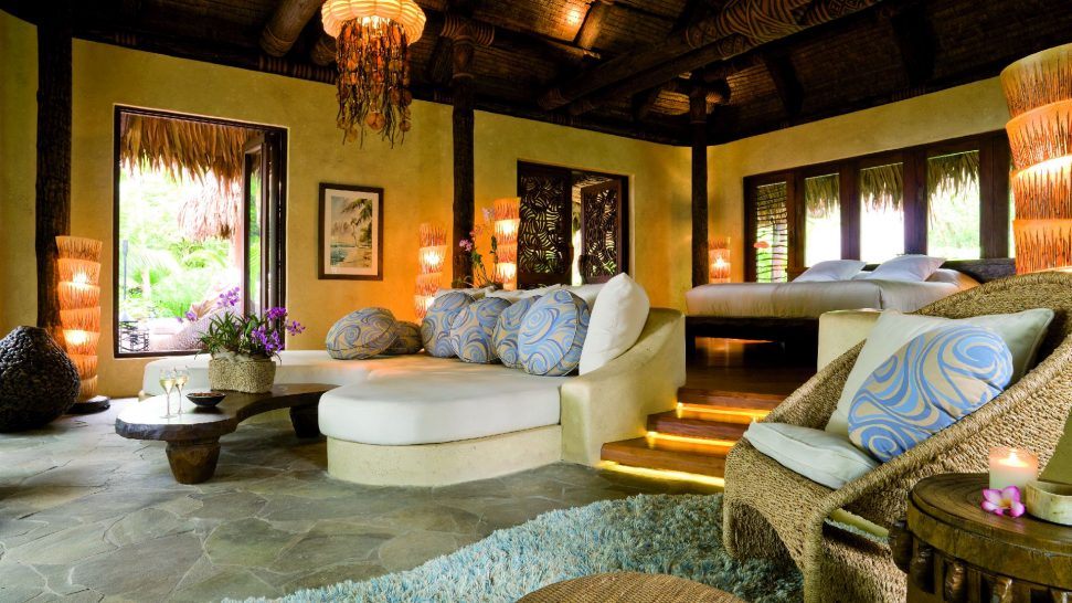 Laucala Island Seagrass One bedroom Villa
