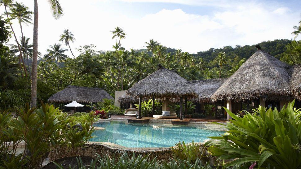 Laucala Island Seagrass Villa Three Bedroom Outside PT