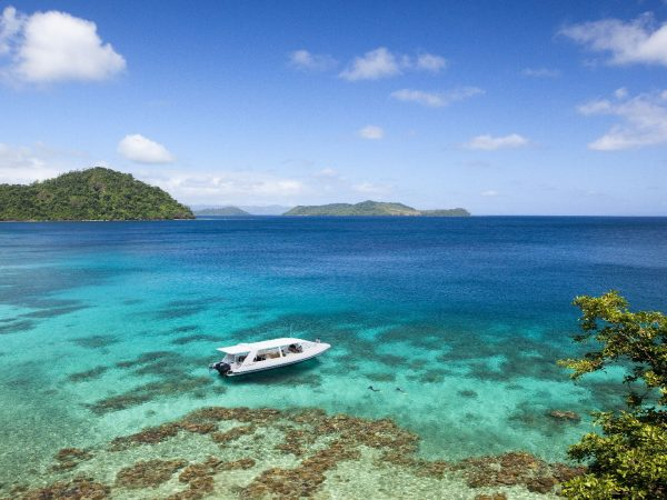 Laucala Island Snorkeling