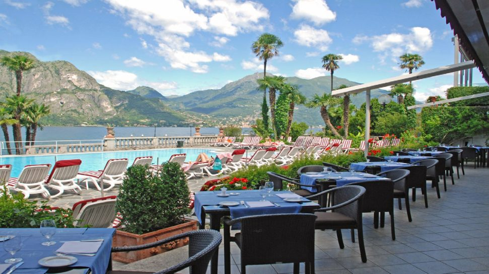 Villa Serbelloni Lo Goletta Restaurant