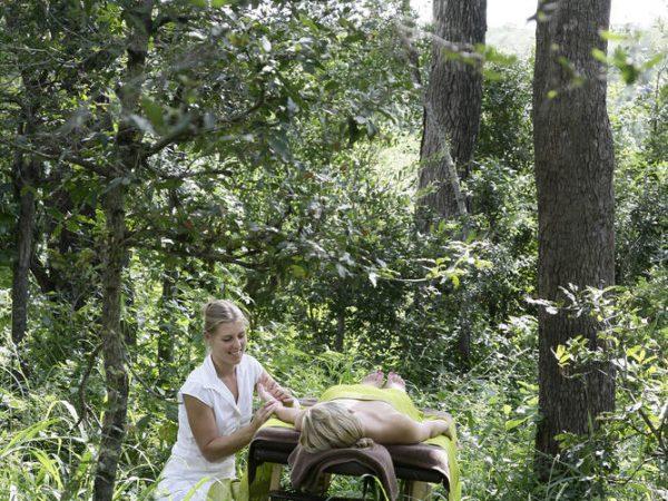 Londolozi Pioneer Camp Pioneer Massage
