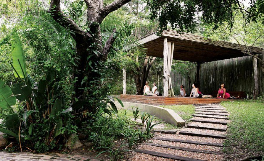 Londolozi Pioneer Camp Pioneer Yoga