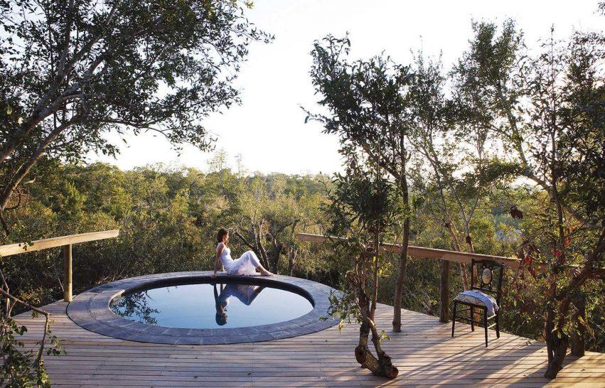 Londolozi Pioneer Camp Suite Pool