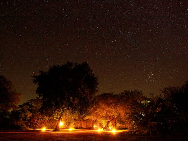 Londolozi Tree Camp Astronomy Lectures