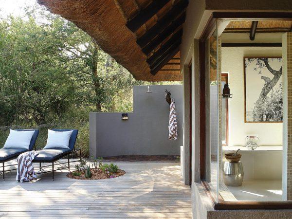 Londolozi Tree Camp Bathroom