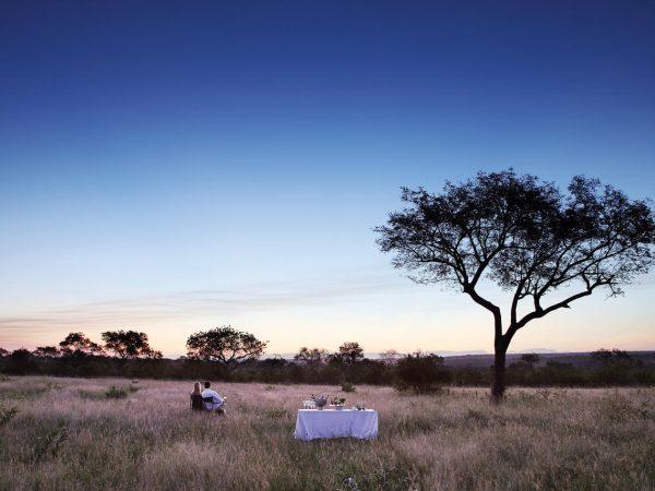 Londolozi Tree Camp Bush Breakfast & Adventure Picnics