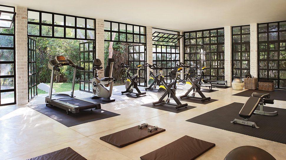 Londolozi Tree Camp Gym